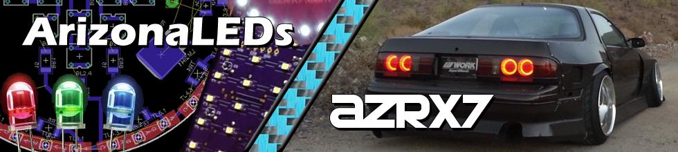 AZRX7 & ArizonaLEDs